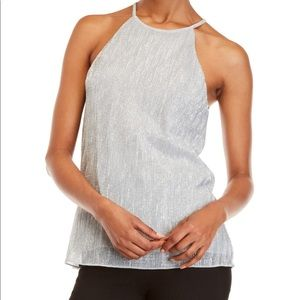 Waverly Grey Tops - Metallic Lurex tank by waverly grey xs